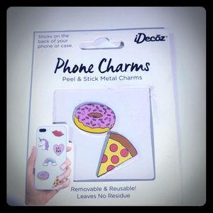 iDecoz Phone Charms